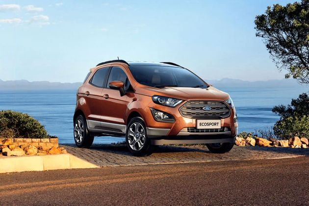 Ford Ecosport Thunder Edition Diesel On Road Price Features
