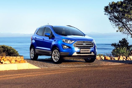 Ford EcoSport Front Left Side Image
