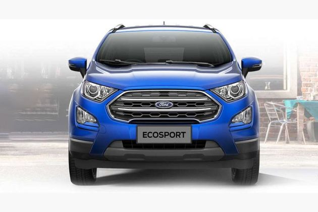 Ford EcoSport Front View Image