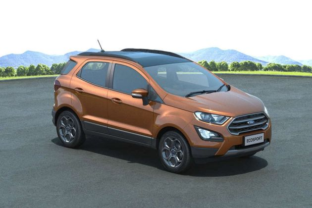 Ford Ecosport   Tdci Ambiente Price Sel Features Specs Images Colors
