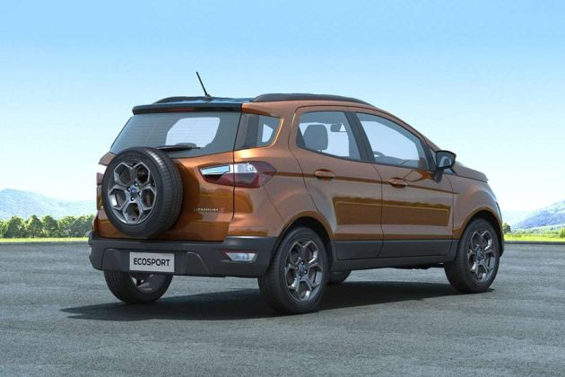 Ford Ecosport Price Images Review Specs