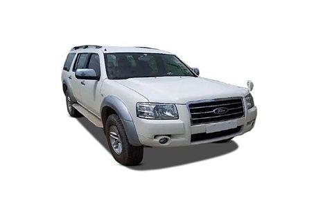 Ford Endeavour 2007-2009 Front Left Side Image