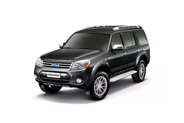 Ford Endeavour 2014-2015 Front Left Side Image