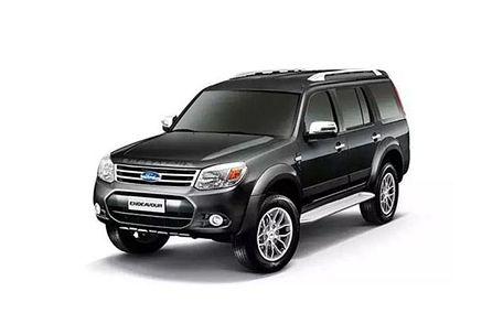 Ford Endeavour 2014-2015 Front Left Side Image