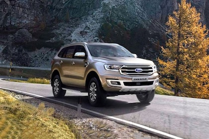 Ford Endeavour 2015-2020 Front Left Side Image
