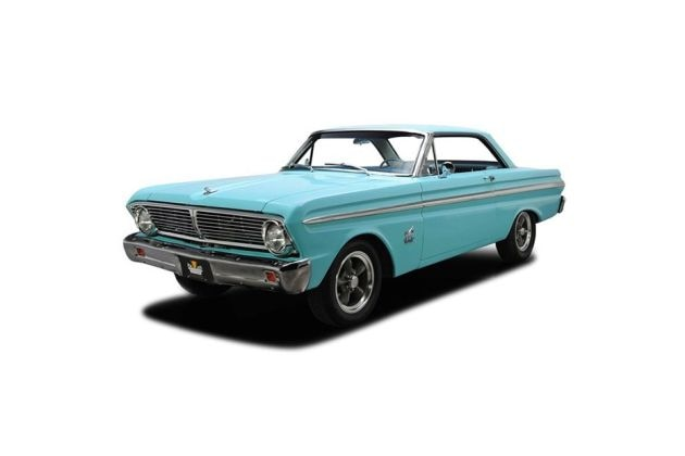 Ford Falcon Front Left Side Image