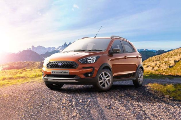 Ford Freestyle Titanium Diesel On Road Price, Features & Specs, Images