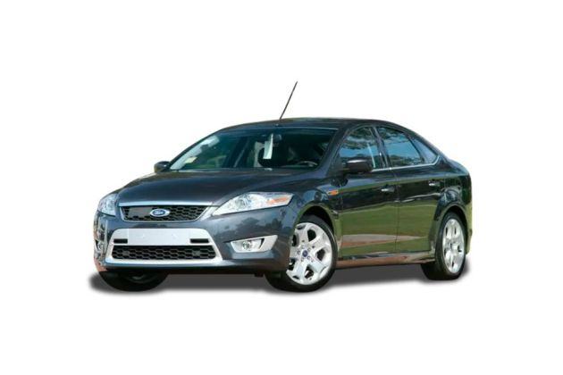 Ford Mondeo Front Left Side Image