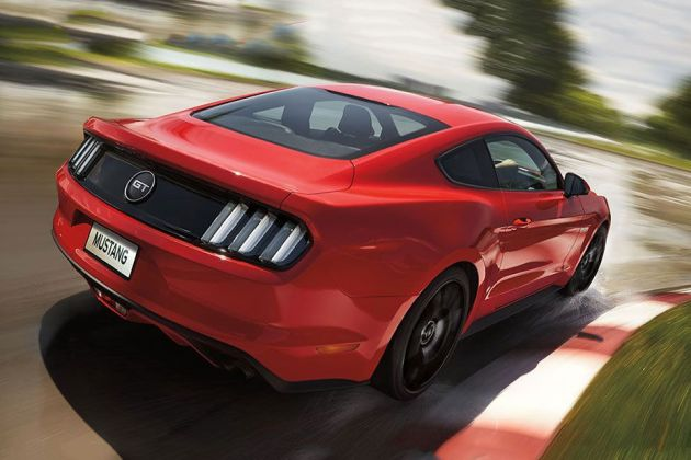 Ford Mustang Price, Images, Review & Specs