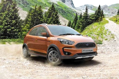 Ford Freestyle Flair Edition Diesel