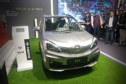 Haima Bird Electric EV1 Front Left Side Image
