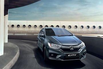 Honda City 4th Generation Front Left Side Image