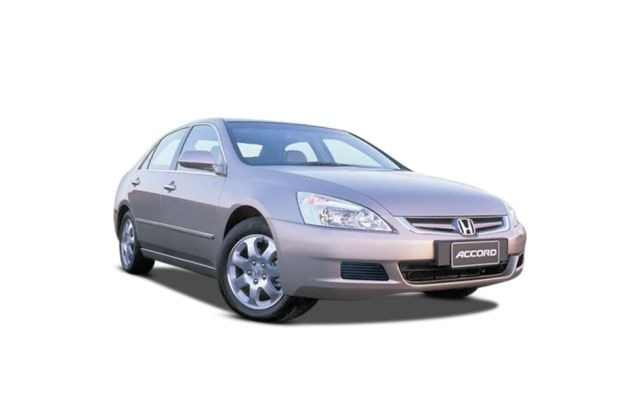 Honda Accord 2003-2007 Front Left Side Image