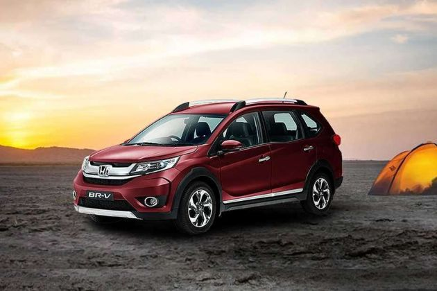 Honda Brv Price Images Review Mileage Specs