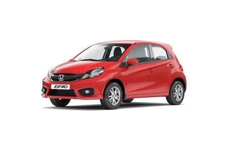 Honda Brio 2011-2013 Front Left Side Image