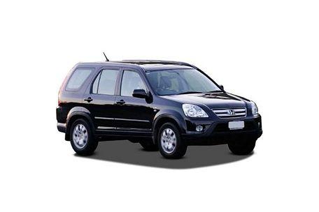 Honda CR-V 2004-2007 Front Left Side Image
