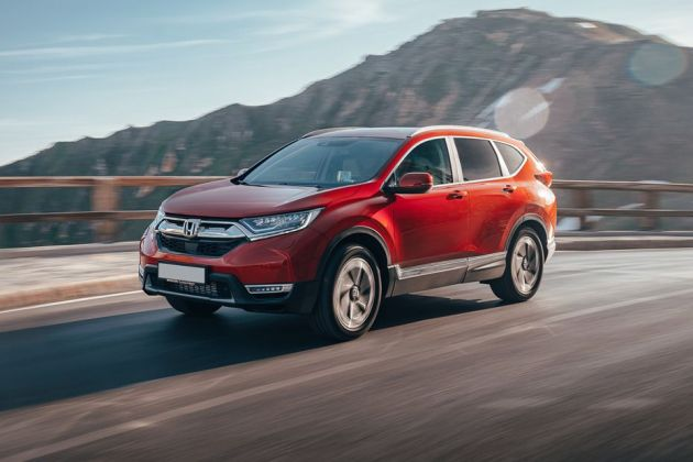 Honda CR-V 2018 Front Left Side Image