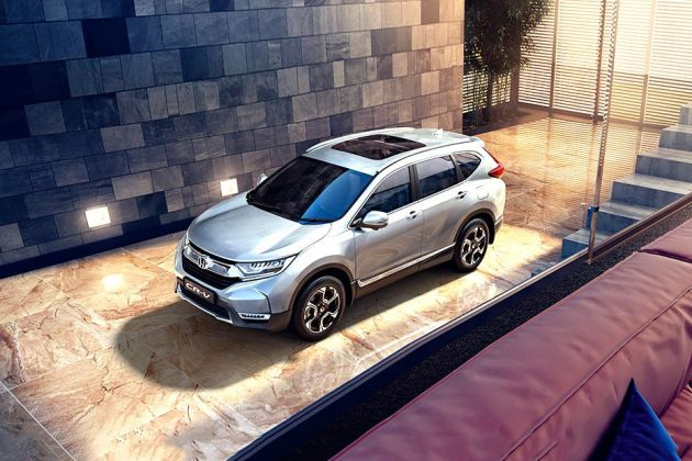 Honda CR-V Price, Images, Review & Specs