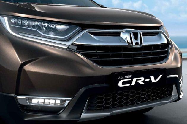 2018 Honda CR-V: First Drive Review   CarDekho com