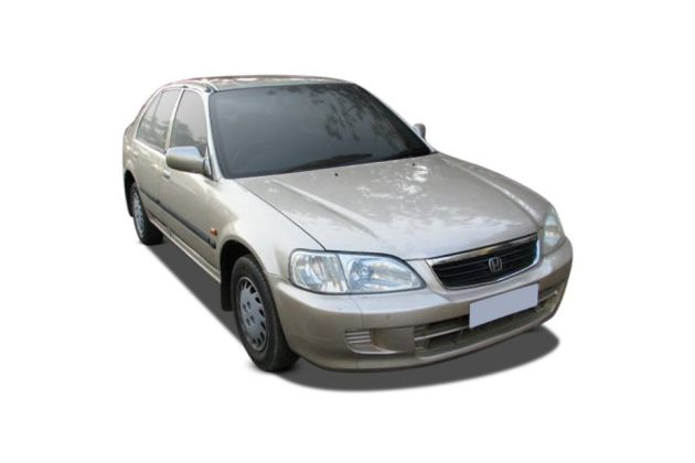 Honda City 2000-2003 Front Left Side Image