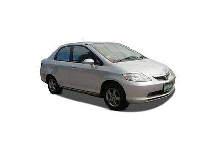 Honda City 2003-2005 Front Left Side Image