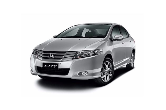 Honda City 2011-2014 Front Left Side Image