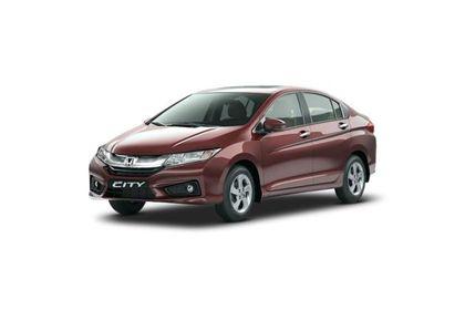 Honda City 2014-2015 Front Left Side Image