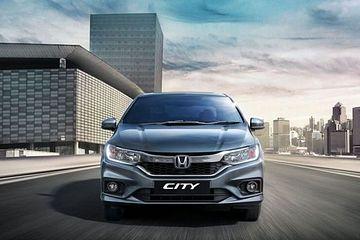 Honda City Front View Image