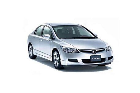 Honda Civic 2006-2010 Front Left Side Image