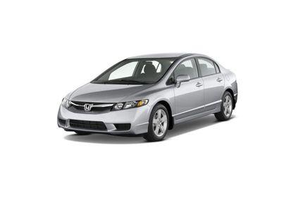 Honda Civic 2010-2013 Front Left Side Image