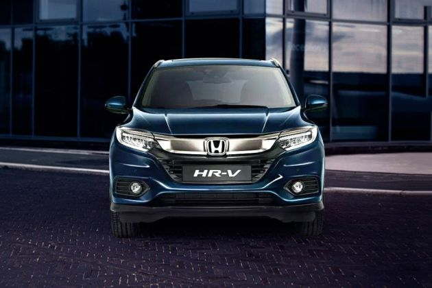 Honda HR-V Front Left Side Image