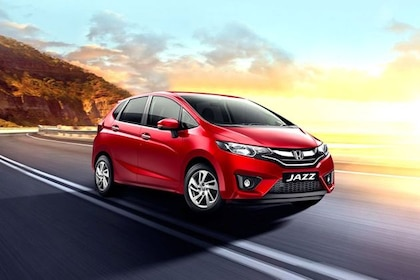 Honda Jazz 2018-2020 Front Left Side Image