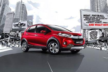 Honda WRV 2017-2020 Front Left Side Image