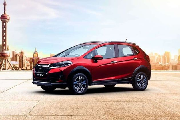 Honda Wrv Price October Offers Images Review Amp Specs