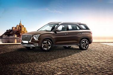 Hyundai Alcazar Petrol