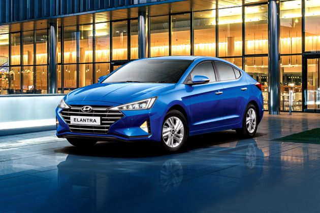 Hyundai Elantra VTVT SX Option AT