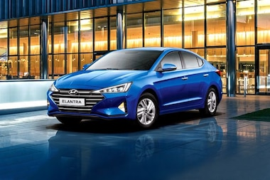 Hyundai Elantra CRDi SX Option AT