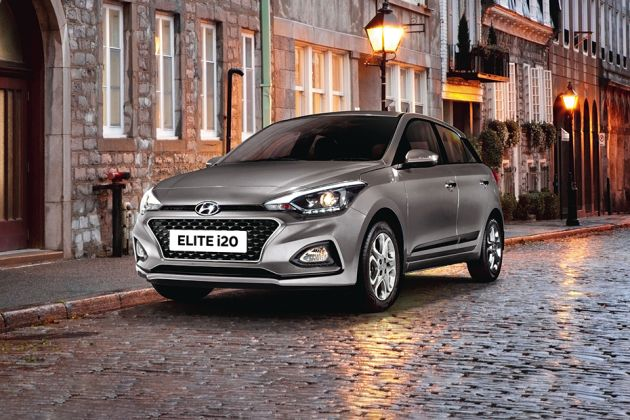 Hyundai Elite i20 Asta Option