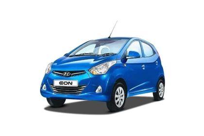 Hyundai EON Front Left Side Image