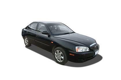 Hyundai Elantra 2006-2009 Front Left Side Image
