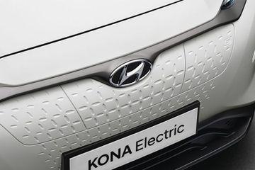 Hyundai Kona Electric Grille Image