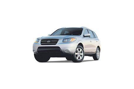 Hyundai Santa Fe 2009-2013 Front Left Side Image