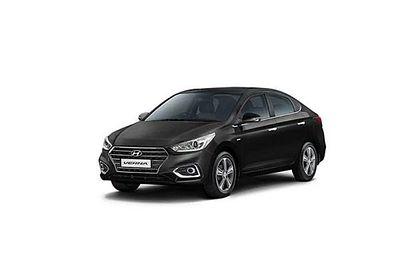 Hyundai Verna 2016-2017 Front Left Side Image