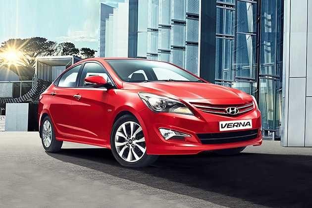 Hyundai Verna Price Images Review Mileage Specs