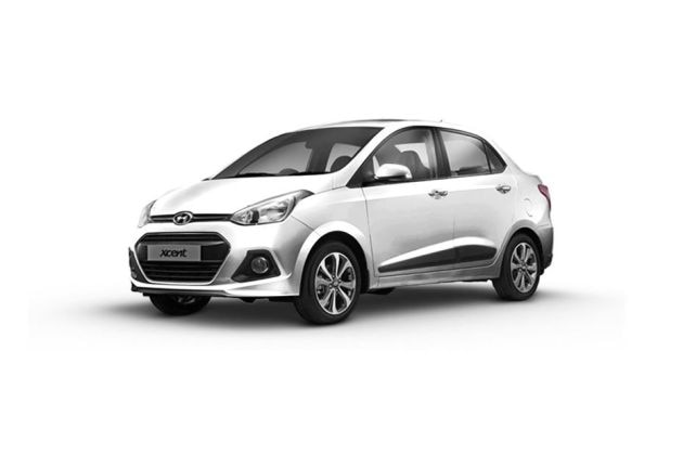 Hyundai Xcent 2016-2017 Front Left Side Image