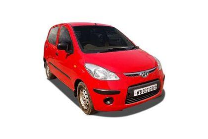 Hyundai i10 2007-2010 Front Left Side Image