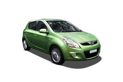 Hyundai i20 2010-2012 Front Left Side Image