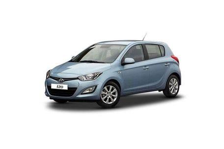 Hyundai i20 2012-2014 Front Left Side Image