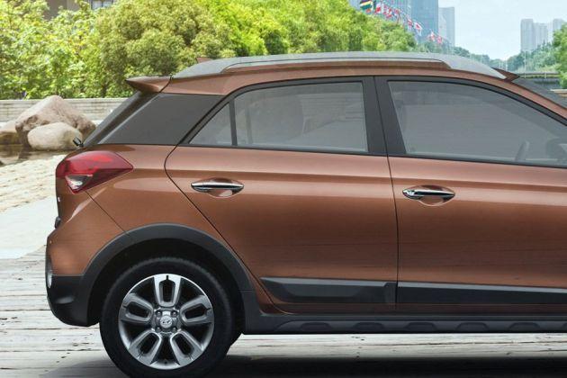 Hyundai i20 Active Gets Dual-Tone Paint Job, Feature Updates