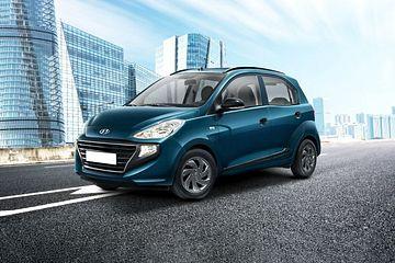 Hyundai Santro Front Left Side Image